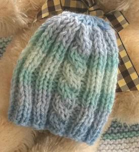 כובע חמוד וקליל לתינוק